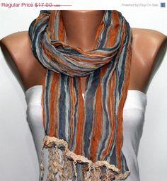 Scarf - Scarves Fashion - fatwoman & anils