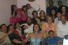 Tener una gran familia, como la que yo tengo