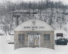 Sacred Heart Hall, Green Island, Iowa 2002