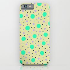 Dots #3 (By Salomon) #mobile #case #design #fashion #iphone #samsung #apple #android #style #streetstyle #pattern #mosaic #mosaico #texture #gradient #abstract #dots #love #pattern #society6 @society6
