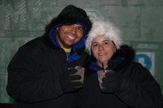 Bar de gelo Queenstown