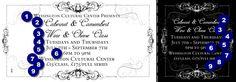 Black Tie Gala Event Ticket