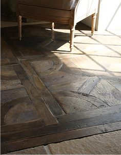 Exquisite Surfaces, Antique Wood Ardeche