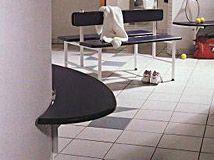 Kemmlit Type U1 Solid Grade Laminate Bench Seating Bench Seat, Benches, Type, Banks
