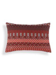 Sallie Shweshwe Pillow