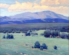 LeConte's passion remained in the West and the pull of desert landscape eventually brought him home to Utah. Description from gregnewbold.blogspot.com. I searched for this on bing.com/images