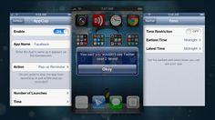 AppCap, limita el número de usos u horas de una aplicación concreta