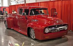 1956 Ford Custom Dually