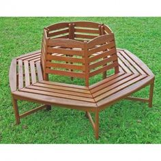 ICI Outdoor Sectional Tree Trunk Bench-Home and Garden Design Ideas