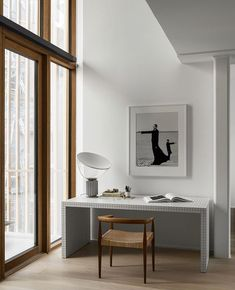 Best of 2018 Nordic Design s Most Inspiring Home Offices - NordicDesign Workspace Inspiration, Interior Design Inspiration, Minimal Home, Contemporary Classic, Home Office Space, Loft, Architecture, Decoration, Oscars