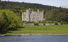 Castlewellan Castle in County Down sits in an extensive forest park on the edge of the Mourne Mountains. If it's breathtaking scenery your looking for on your next vacation then look no further!
