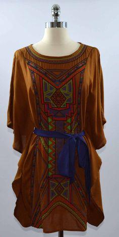 Print Makes Perfect Dress