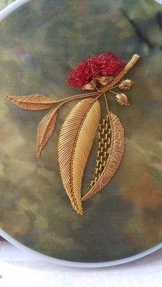 روعة تطريز...تنبات embroidery - caftan gallery
