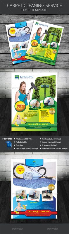 31 Best Cleaning Service Flyer Images Advertising Page