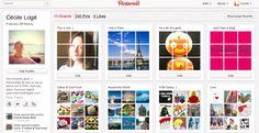 Une astuce pour donner vie à vos boards sur Pinterest Logs, Photo Wall, Polaroid Film, Instagram, Frame, Life, Picture Frame, Photograph, Frames