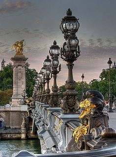 What I loved most about Paris! Paris Travel, France Travel, Elysee Palace, Places Around The World, Around The Worlds, Paris Opera House, Pont Alexandre Iii, Belle France, Romantic Paris