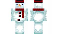 minecraft skin Snowman Check out our YouTube : https://www.youtube.com/user/sexypurpleunicorn