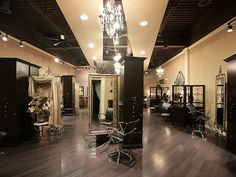 Salon lux for A luxe beauty salon
