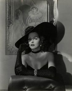 """classichollywoodcentral: """"Hedy Lamarr """""""