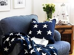 I want those in grey! Gant Home <3