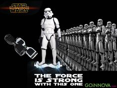 Use the Force! Star Wars Sale @ GOiNNOVA.com $399 EZ-Rider Hoverboards with Free Shipping, still in time for Christmas.  Shop Now & Save