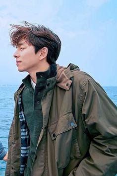 Goong Yoo, Bi Rain, Yoo Gong, Matthew Perry, Kim Go Eun, Man Crush Monday, Asian Eyes, Simon Baker, Kdrama Actors