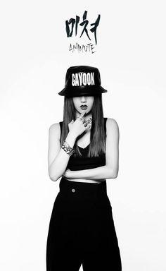 4MINUTE - Photo teaser Crazy (2) - Soompi France
