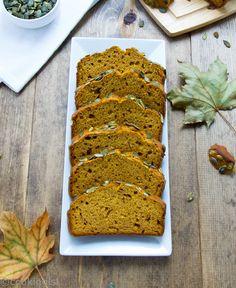 Sweet and Moist Pumpkin Bread