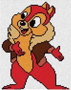 Xmas Cross Stitch, Cross Stitch Baby, Cross Stitch Animals, Cross Stitch Embroidery, Disney Cross Stitch Patterns, Cross Stitch Designs, Plastic Canvas Crafts, Plastic Canvas Patterns, Disney Stich