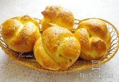 Hungarian Recipes, Scones, Hamburger, Breads, Bakery, Food, Bread Rolls, Essen, Bread