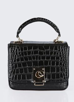 Black Hand Bag by Matmazel @Markafoni