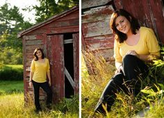 Senior Picture Ideas For Girls Outside   ... starting her senior year of high school. I just cant believe it
