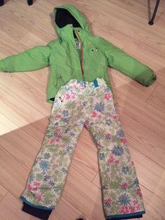Location combinaison de ski pour fille, taille 8 ans, marque SALOMON Location Combinaison ski enfant (fille), taille 8 ans