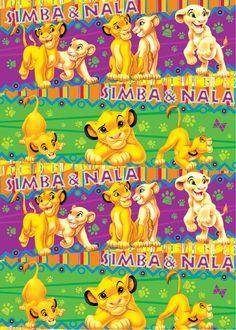 Crea una fiesta salvaje y sorprende a tus invitados con Simba y Nala para tus sorpresas