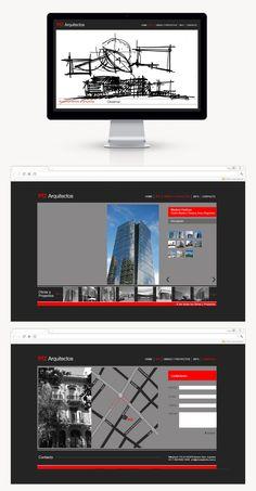 Nuestro objetivo fue desarrollar un sitio que tenga un alto valor estético a la vez funcional, con fácil navegabilidad y rápido, donde se puedan ver todas los proyectos realizadas en su larga trayectoria. El gran desafío fue  combinar ambos equipos de creativos y diseñadores para lograr un nuevo diseño. Web Design, Goal, Web Development, Design Web, Blue Prints, Website Designs, Site Design