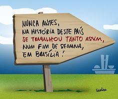 Mais Pajeú : Confira as melhores charges pró e contra o impeachment de Dilma