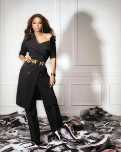 Breaking News: Janet Jackson Launches Rhythm Nation Record Label / Will Release New Album In The Fall - That Grape Juice.net - Thirsty?