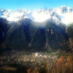 Mont Blanc Chamonix/Fransa