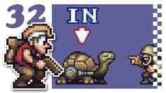 PIXEL ART TIME! - Turtle (Metal Slug) | Pixelart - Tutorial - Timelapse ...