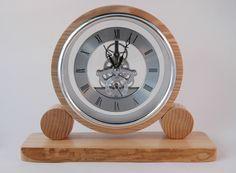 Clocks gallery | Conor Lynch Woodturning