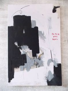 Buy Untitled (Part 3), a Enamel on Canvas by Ian Carr from United States. It portrays: Abstract, relevant to: peter, red, black, reductivist, white, Constructivism, paul, abstract, constructivist, trostsky, minimal My paintings and drawings are seen as object rather than depiction. They are built from the materials of line, color, and surface, rather than wood and metal. These materials have different abilities and strengths and allow me as the artist to deal with a different side of the…