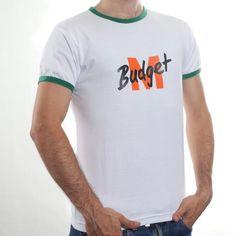 M-Budget T-Shirt weiss Shops, Budgeting, Mens Tops, T Shirt, Fashion, Clothing, Supreme T Shirt, Moda, Tents