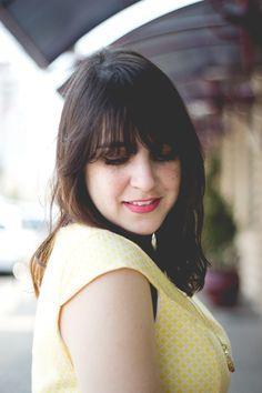 Vestido amarelo Melina Souza - Serendipity <3 http://melinasouza.com/2015/09/25/welcome-spring/  #Look #Spring #Flowers #MelinaSouza