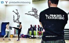 Pink Belt, Kickboxing, Decor, Decoration, Kick Boxing, Decorating, Deco