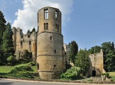 Mullerthal Luxembourg, memories at this castle going back to me being a 4 year old.