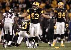 160e9598e Troy Polamalu. Baltimore NflBaltimore RavensPittsburgh SteelersTroy ...