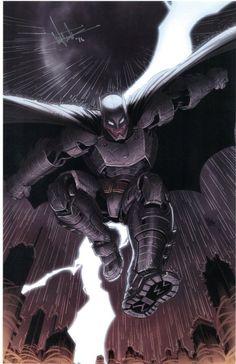 Batman by Ken Marion