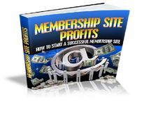 homelyjobs: give you a successful membership site profit guide for $5, on fiverr.com