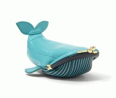 Happy Hump Day…from the super fun #Fossil Whale Coin Pouch! We are sold out online, but check your local store.
