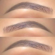 Anastasia Beverlyhills makes life so much easier 💕 I use the colour . Anastasia Beverlyhills makes life so much easier 💕 I use the colour taupe Thick Brows, Natural Eyebrows, Straight Brows, Thicker Eyebrows, How To Do Eyebrows, Best Eyebrows, Nice Eyebrows, Thick Eyebrow Shapes, Arched Eyebrows
